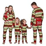 Hzjundasi Flapjacks Onesie Weihnachten Familie Matching Pyjama - Erwachsene Kinder und Säugling PJs...