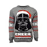 Darth Vader Official Star Wars Christmas Jumper / Sweater (Medium)