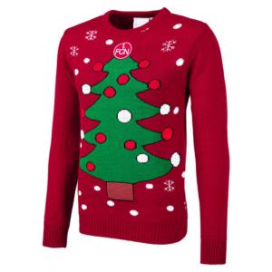 1. FCN Weihnachtspullover
