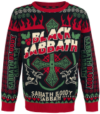 Black Sabbath Weihnachtspulli - Holiday Sweater 2016