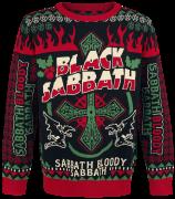Black Sabbath Weihnachtspulli - Holiday Sweater 2016