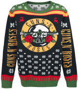 Guns N' Roses Weihnachtspullover