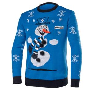 HSV Weihnachtspullover