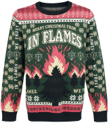 In Flames Weihnachtspullover