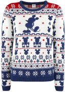 Micky & Minni Maus Christmas Sweater