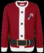 Santa Suit Weihnachtspulli