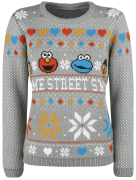 Seasons Greetings - Christmas Knit Jumper