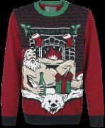 Sexy Santa Weihnachtspulli