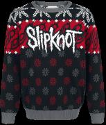 Slipknot Holiday Sweater 2016