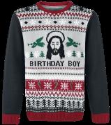 Ugly Christmas Sweater - Birthday Boy