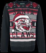 Weihnachtspullover - Santa Claws
