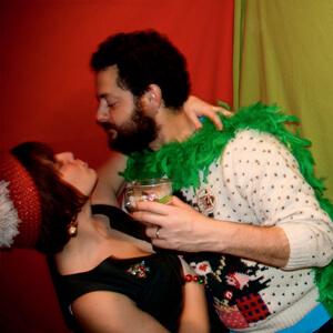 Weihnachten Fotokasten