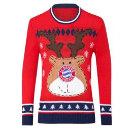 Pullover Christmas FC Bayern München