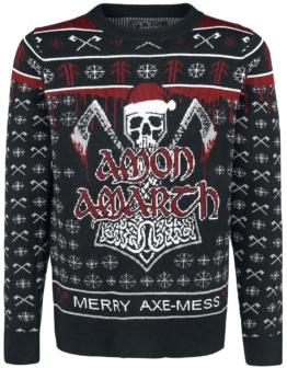 Amon Amarth Weihnachtspullover