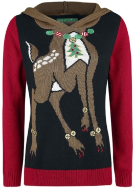 Rudolph Strick-Sweater multicolour