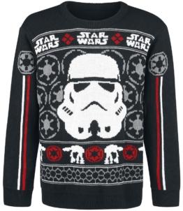 Star Wars Classic Trooper Strick-Sweater multicolour