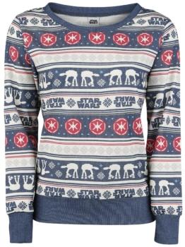 Star Wars Girl-Christmas Sweater