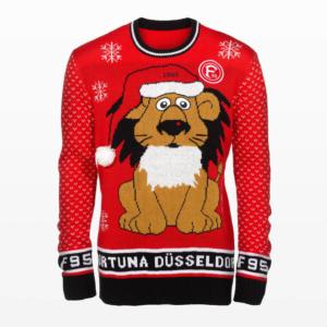 Weihnachtspullover Fortuna Düsseldorf