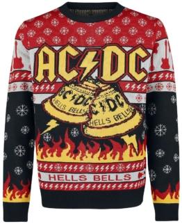 ACDC Weihnachtspullover 2018