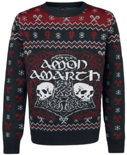 Amon Amarth Christmas Sweater