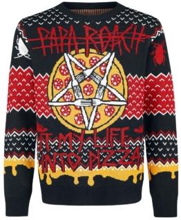 Papa Roach Weihnachtspulli