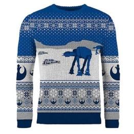 Star Wars Herren-Weihnachtspullover TF300