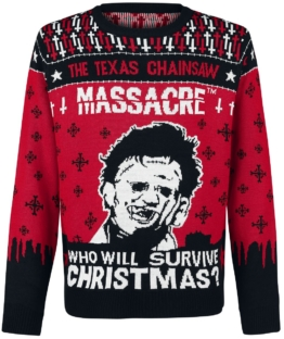 Texas Chainsaw Massacre Leatherface Pullover