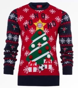 Bayern München Herren Christmas Sweater