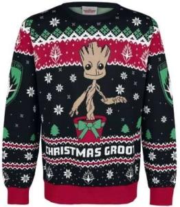 Groot Weihnachtspullover