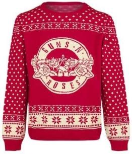 Guns n Roses Weihnachtspullover 19