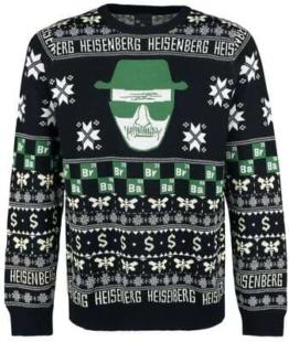 Heisenberg Weihnachtspullover