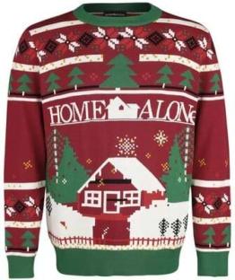 Home Alone Weihnachtspullover 19
