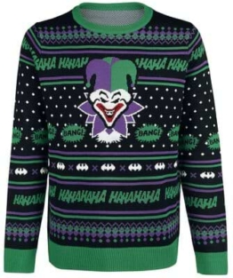 Joker Weihnachtspullover 19