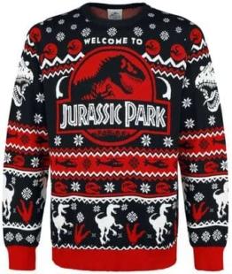 Jurassic Park Weihnachtspullover 19