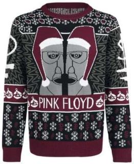 Pink Floyd Weihnachtspullover 19