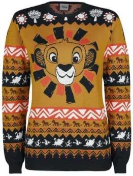 Simba Lion King Weihnachtspullover 19