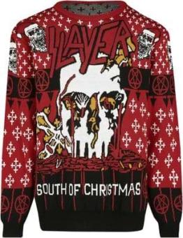 Slayer Weihnachtspullover 19