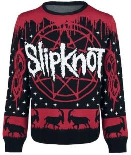 Slipknot Weihnachtspullover 19