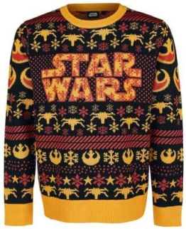 Star Wars Strickpullover Logo