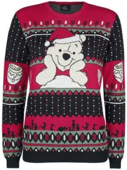 Winnie Pooh Weihnachtspullover 19
